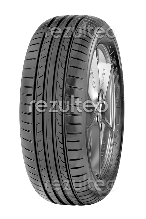 Photo Dunlop Sport BluResponse J 205/55 R17 95Y pour JAGUAR