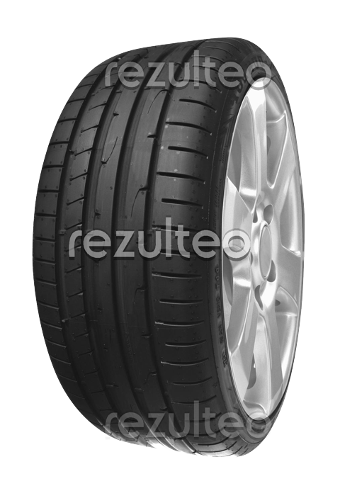 Photo Dunlop Sport Maxx RT 2 * ROF 225/45 R19 92W pour BMW