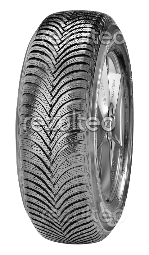 Photo Michelin Alpin 5 195/55 R16 91H