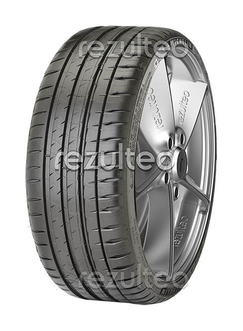 Photo Michelin Pilot Sport 4 S MO1 Acoustic pour MERCEDES