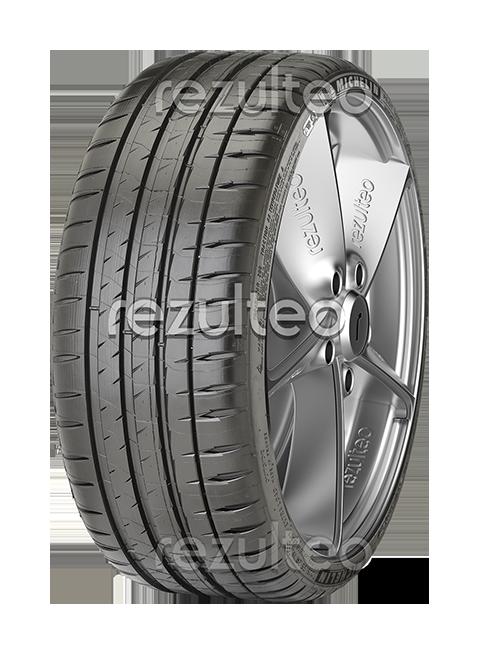 Photo Michelin Pilot Sport 4 S T0 Acoustic pour TESLA