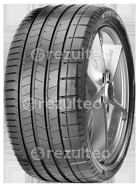 Photo Pirelli P-Zero J LR PNCS 245/45 R21 104Y pour JAGUAR,LAND ROVER