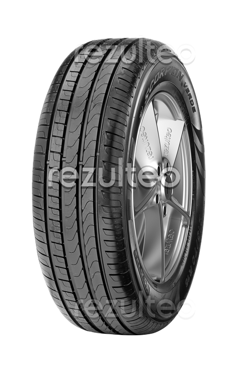 Photo Pirelli Scorpion Verde N0 pour PORSCHE