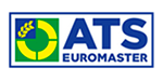 ATS Euromaster tyre dealer logo in Saltash