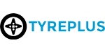 TYREPLUS tyre dealer logo in Southampton