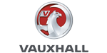 Vauxhall tyre dealer logo in Glasgow