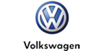 Volkswagen tyre dealer logo in Glasgow