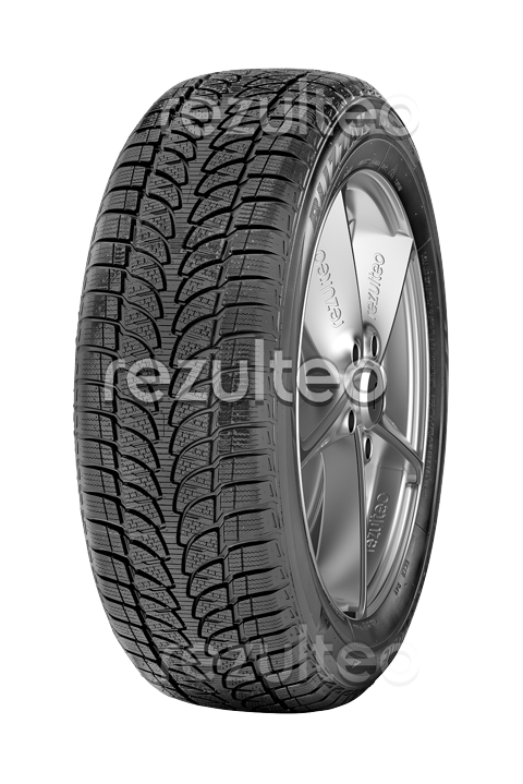 Photo Bridgestone Blizzak LM80 EVO