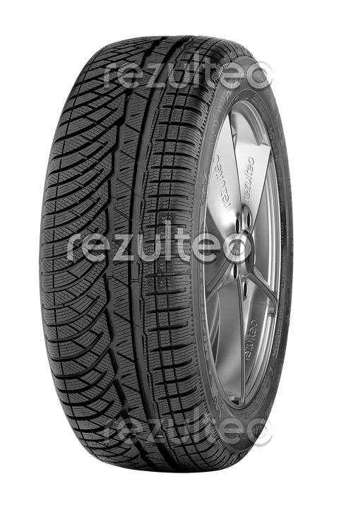 Photo Michelin Pilot Alpin PA4