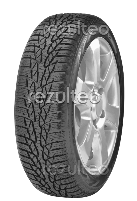 Nokian WR D4 195/55 R16 91H photo