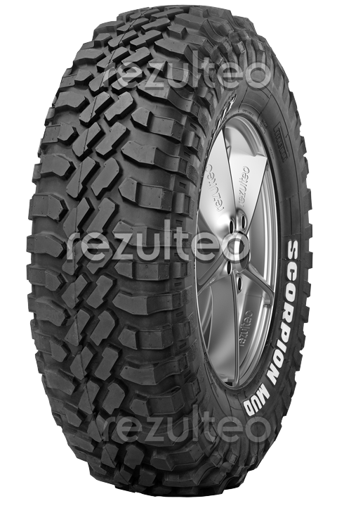 Photo Pirelli Scorpion MUD
