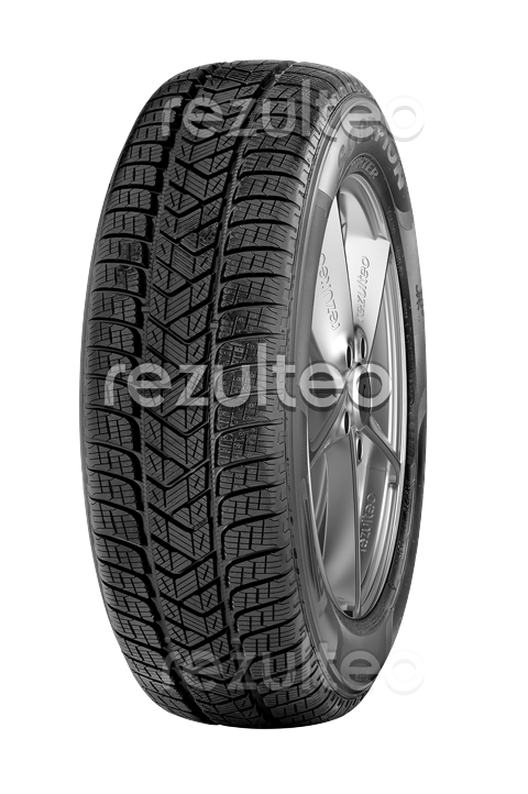 Photo Pirelli Scorpion Winter